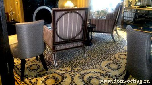 Наши ковры в интерьере